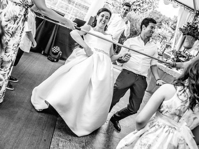 La boda de Mikel y Miren en Lezama, Álava 48