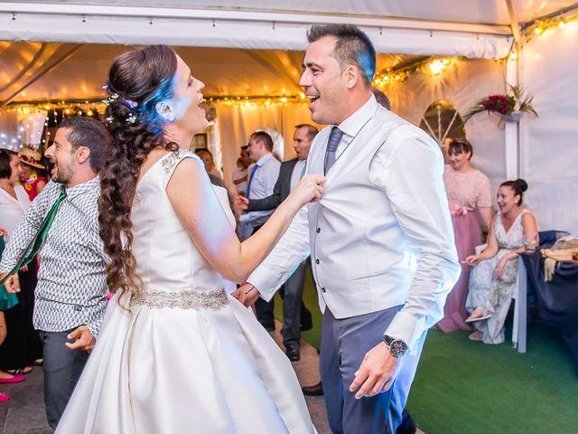 La boda de Mikel y Miren en Lezama, Álava 50