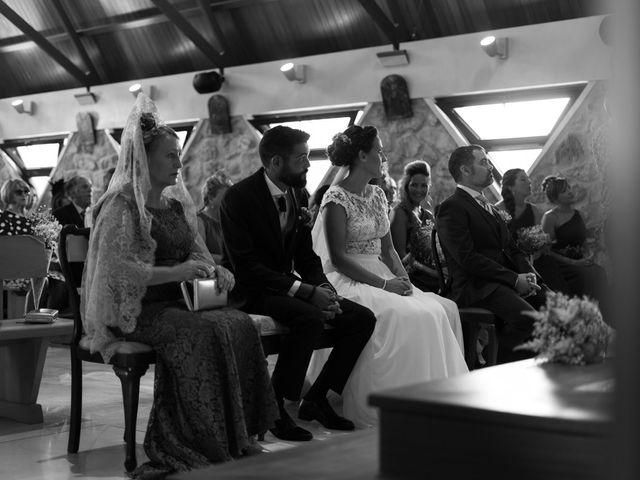 La boda de Sergio y Verónica en Chiclana De La Frontera, Cádiz 45