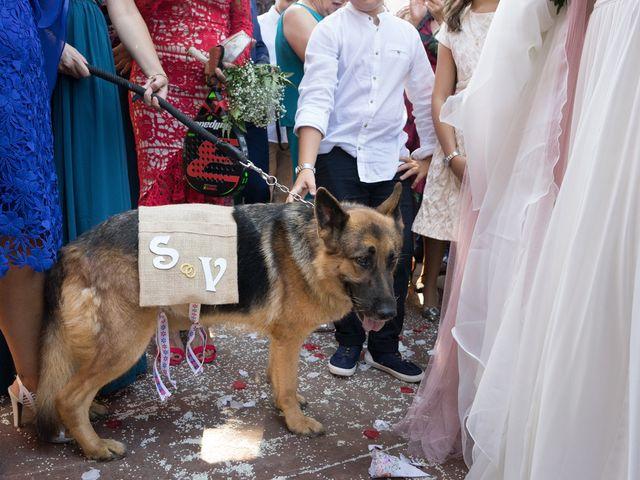 La boda de Sergio y Verónica en Chiclana De La Frontera, Cádiz 58