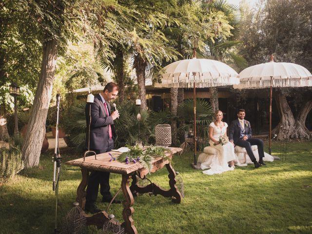 La boda de Jorge y Aldana en Chinchon, Madrid 5