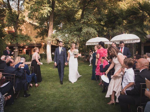 La boda de Jorge y Aldana en Chinchon, Madrid 7