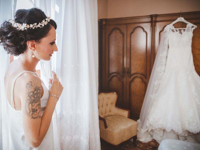 La boda de Fran y Lidia en La Curva, Almería 14