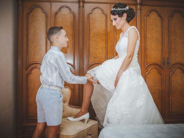La boda de Fran y Lidia en La Curva, Almería 15