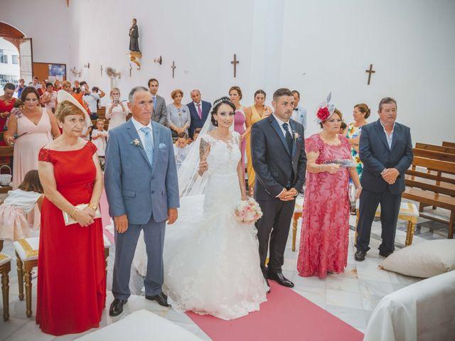 La boda de Fran y Lidia en La Curva, Almería 22