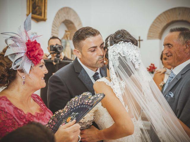 La boda de Fran y Lidia en La Curva, Almería 23
