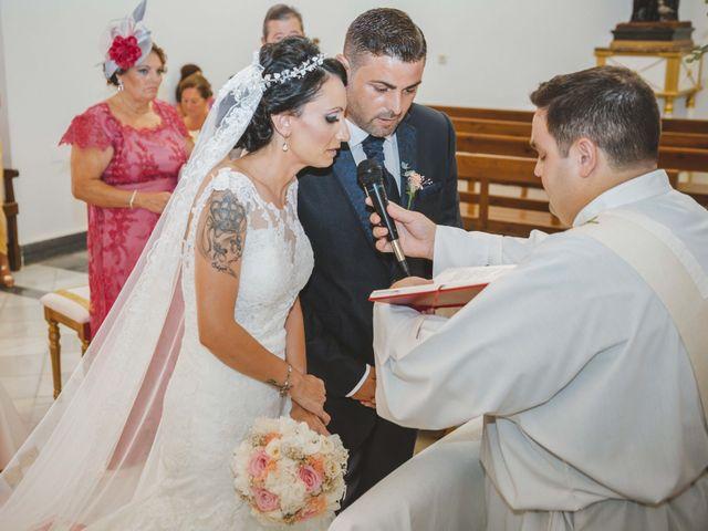 La boda de Fran y Lidia en La Curva, Almería 24