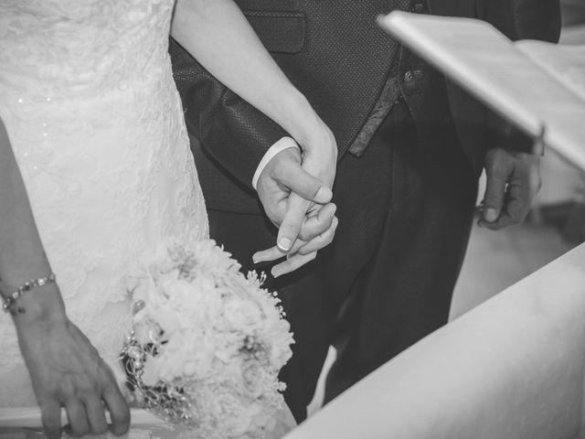 La boda de Fran y Lidia en La Curva, Almería 25