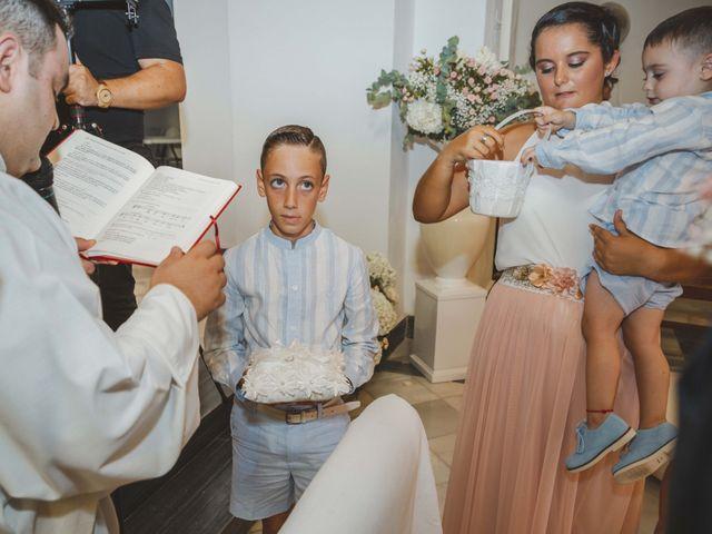 La boda de Fran y Lidia en La Curva, Almería 26