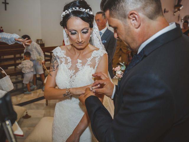 La boda de Fran y Lidia en La Curva, Almería 27