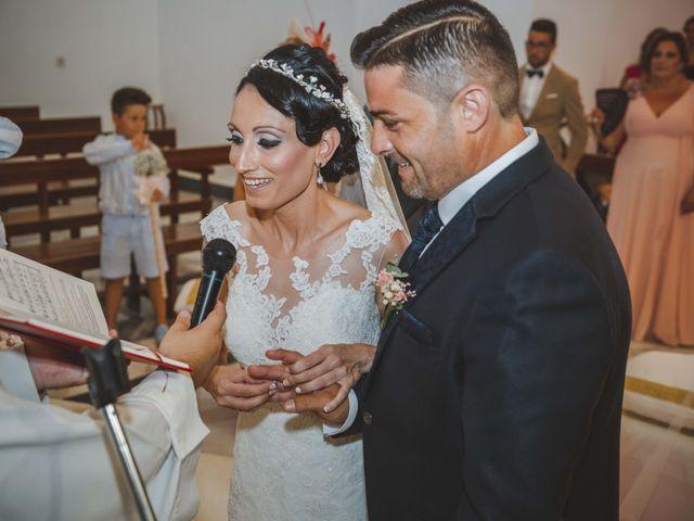 La boda de Fran y Lidia en La Curva, Almería 28