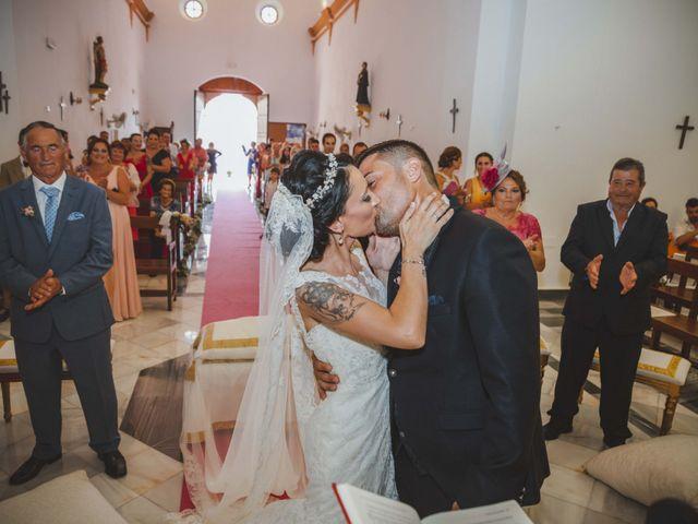 La boda de Fran y Lidia en La Curva, Almería 29