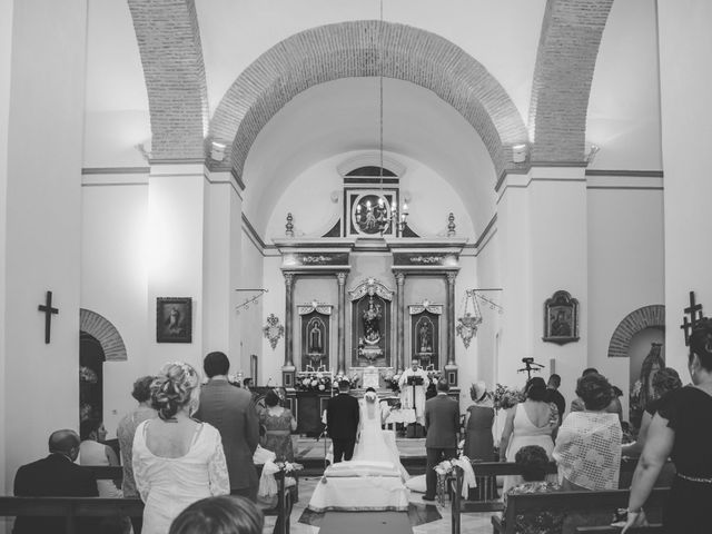 La boda de Fran y Lidia en La Curva, Almería 30