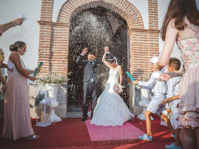 La boda de Fran y Lidia en La Curva, Almería 34
