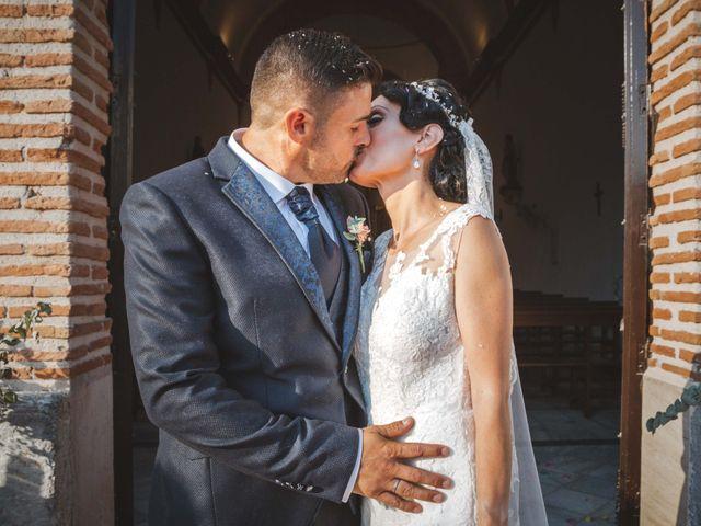 La boda de Fran y Lidia en La Curva, Almería 36