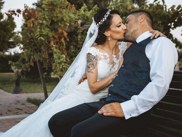 La boda de Fran y Lidia en La Curva, Almería 38
