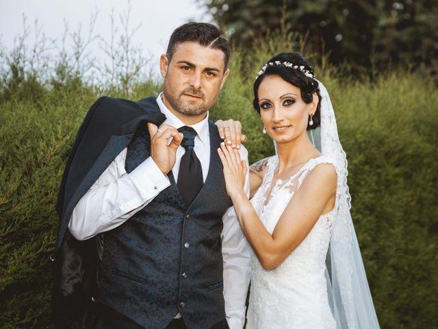 La boda de Fran y Lidia en La Curva, Almería 39