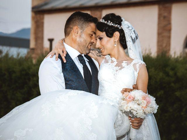 La boda de Fran y Lidia en La Curva, Almería 40
