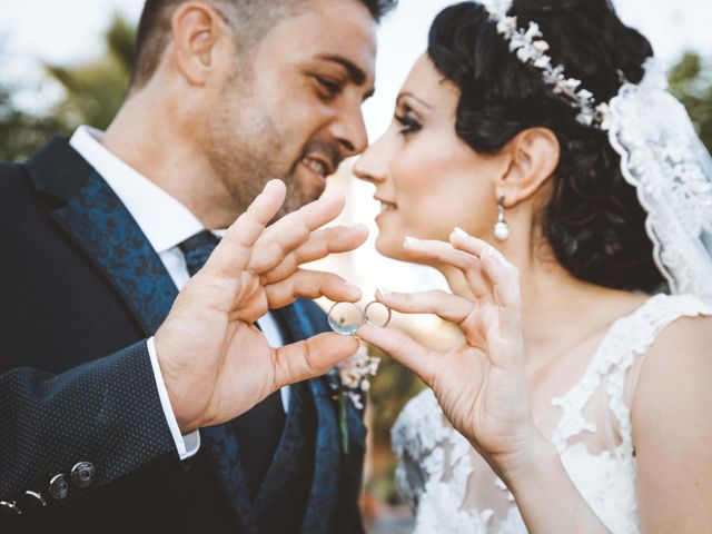 La boda de Lidia y Fran
