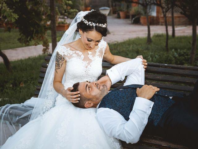 La boda de Fran y Lidia en La Curva, Almería 45