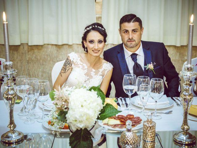 La boda de Fran y Lidia en La Curva, Almería 47
