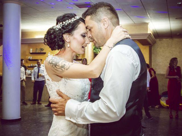 La boda de Fran y Lidia en La Curva, Almería 53