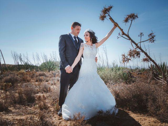 La boda de Fran y Lidia en La Curva, Almería 56