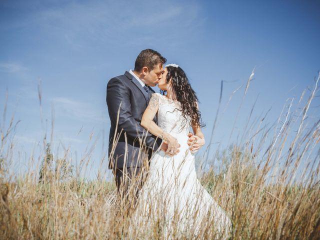 La boda de Fran y Lidia en La Curva, Almería 57