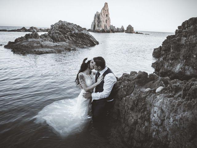 La boda de Fran y Lidia en La Curva, Almería 63