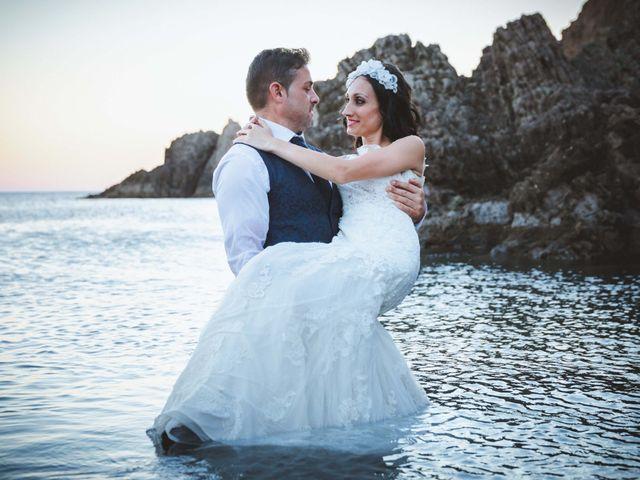 La boda de Fran y Lidia en La Curva, Almería 64