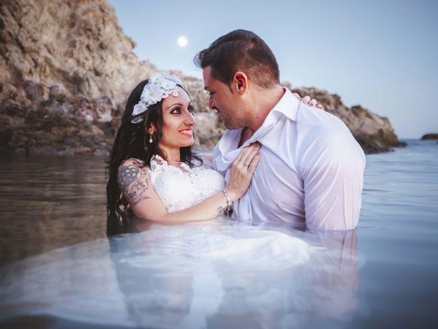 La boda de Fran y Lidia en La Curva, Almería 66