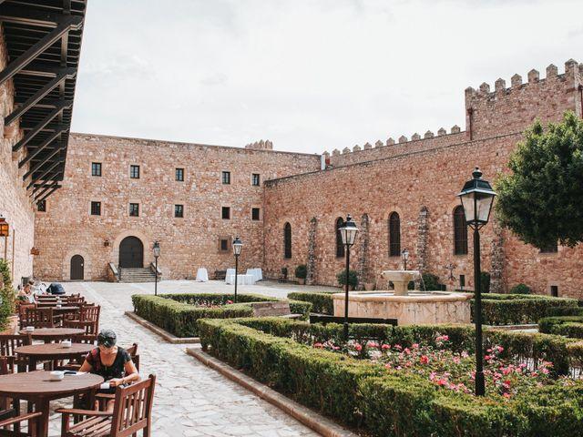 La boda de Luis y Macarena en Siguenza, Guadalajara 7