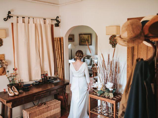 La boda de Luis y Macarena en Siguenza, Guadalajara 46