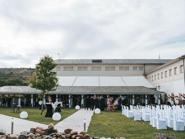 La boda de Luis y Macarena en Siguenza, Guadalajara 56