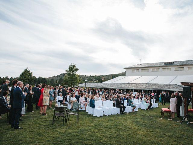 La boda de Luis y Macarena en Siguenza, Guadalajara 64