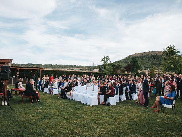 La boda de Luis y Macarena en Siguenza, Guadalajara 66