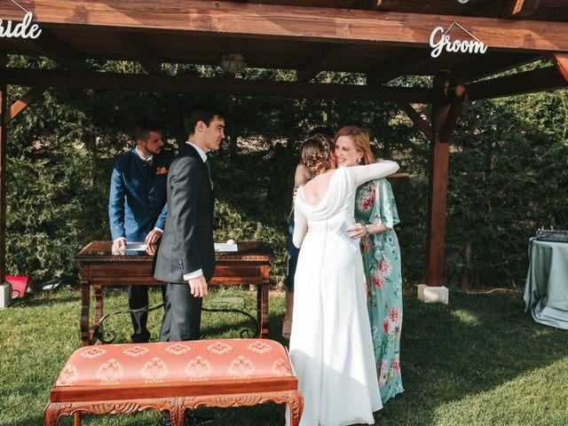 La boda de Luis y Macarena en Siguenza, Guadalajara 76