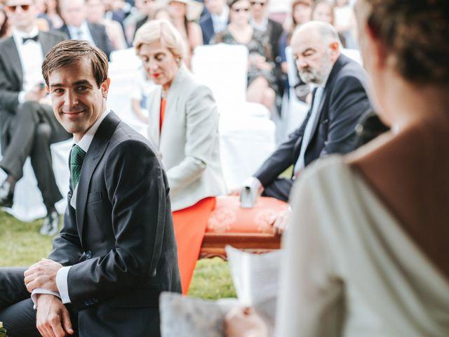 La boda de Luis y Macarena en Siguenza, Guadalajara 86