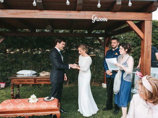 La boda de Luis y Macarena en Siguenza, Guadalajara 88