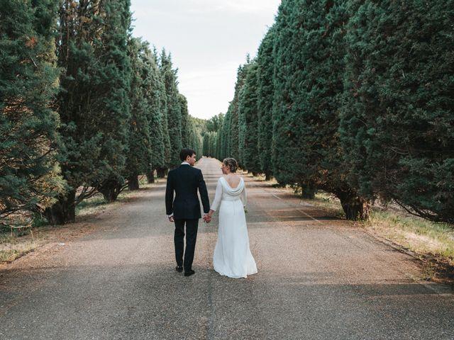 La boda de Luis y Macarena en Siguenza, Guadalajara 100