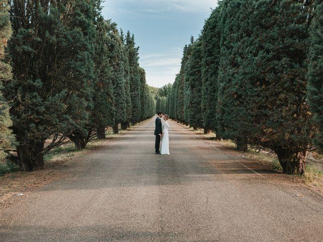 La boda de Luis y Macarena en Siguenza, Guadalajara 101