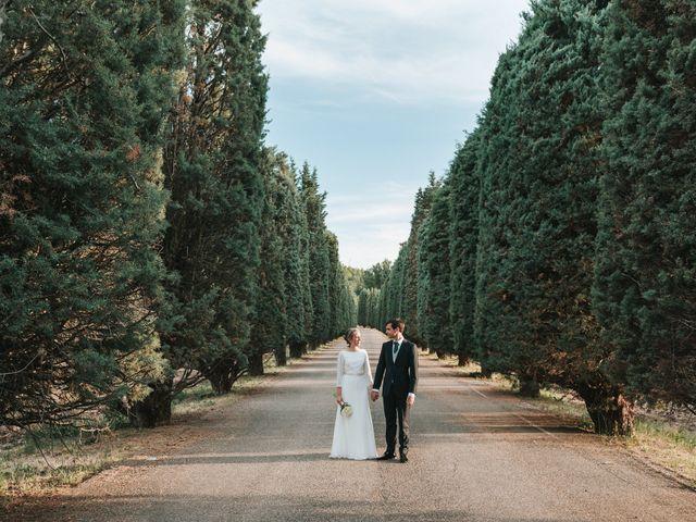 La boda de Luis y Macarena en Siguenza, Guadalajara 103