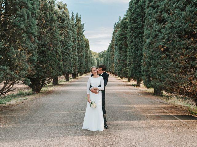 La boda de Luis y Macarena en Siguenza, Guadalajara 105