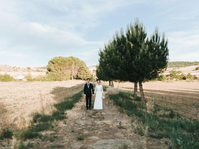 La boda de Luis y Macarena en Siguenza, Guadalajara 2