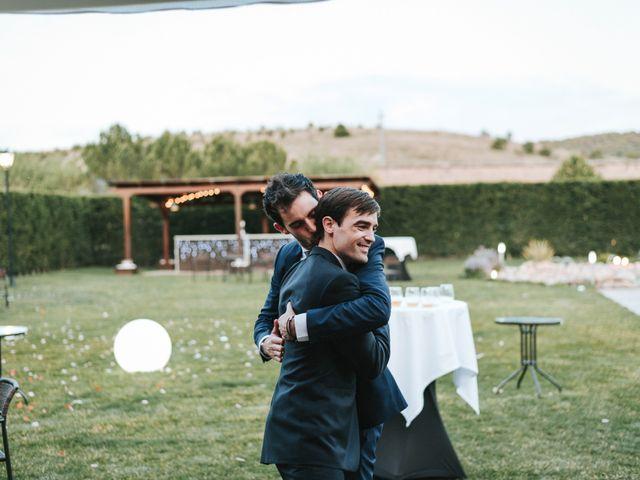 La boda de Luis y Macarena en Siguenza, Guadalajara 115