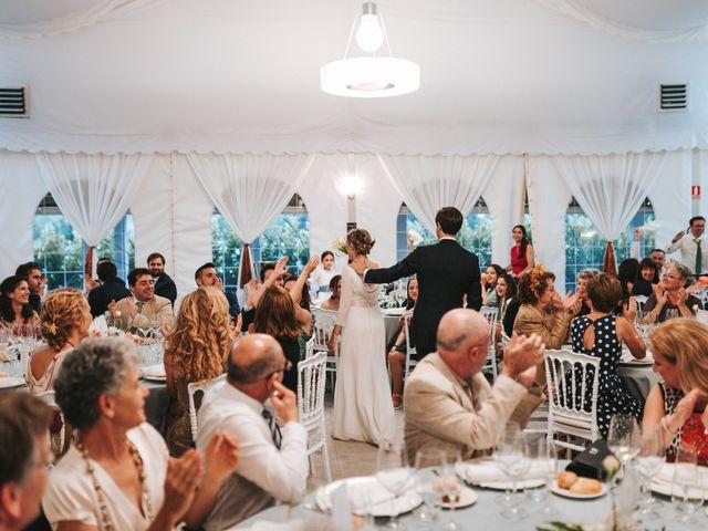 La boda de Luis y Macarena en Siguenza, Guadalajara 117