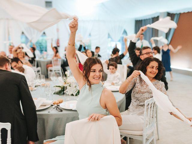 La boda de Luis y Macarena en Siguenza, Guadalajara 119