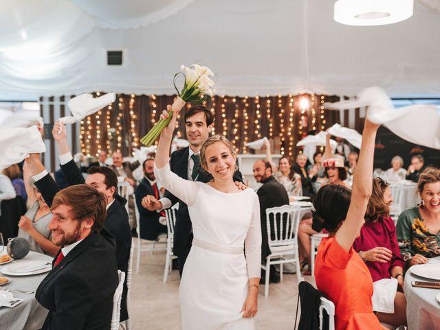 La boda de Luis y Macarena en Siguenza, Guadalajara 120