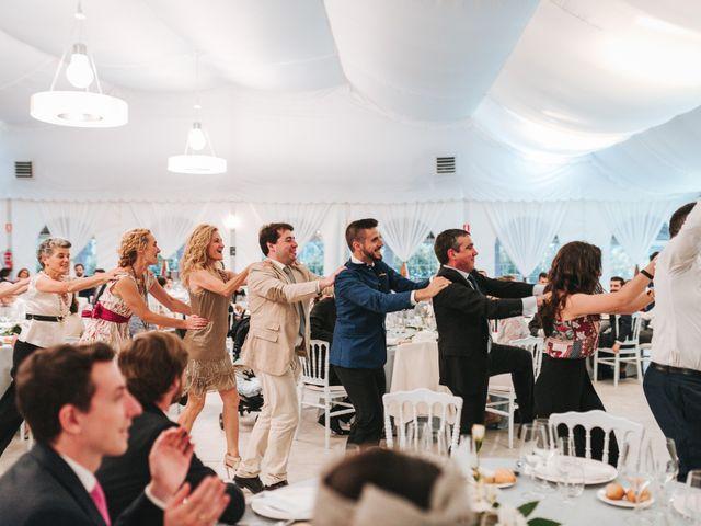 La boda de Luis y Macarena en Siguenza, Guadalajara 122