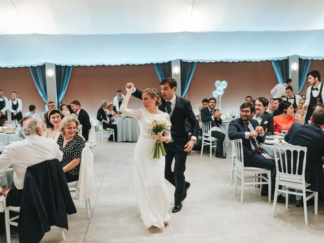 La boda de Luis y Macarena en Siguenza, Guadalajara 123